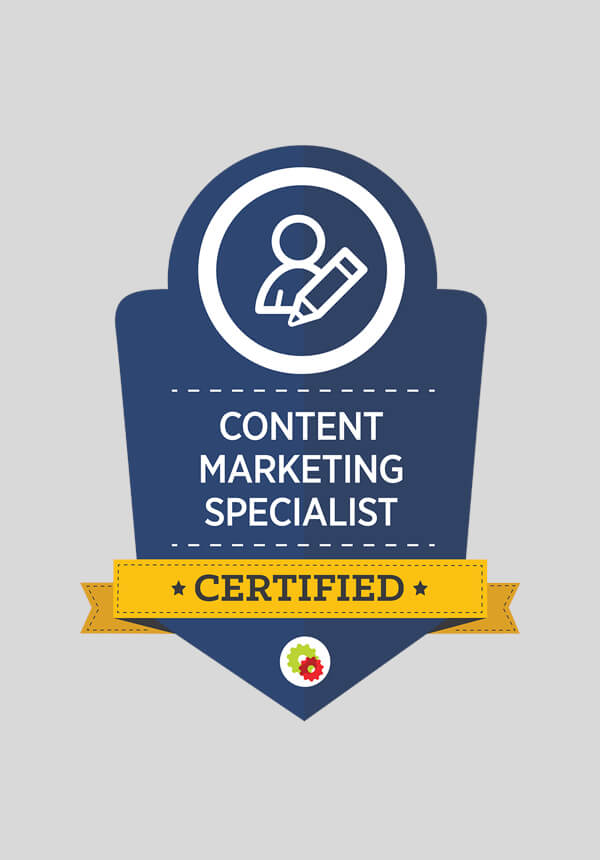 Digital Marketer Certified Professional - Content Marketing Mastery