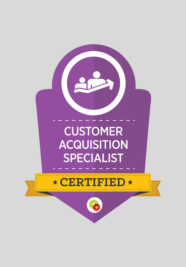 Digital Marketer Certified Professional - Customer Acquisition Mastery