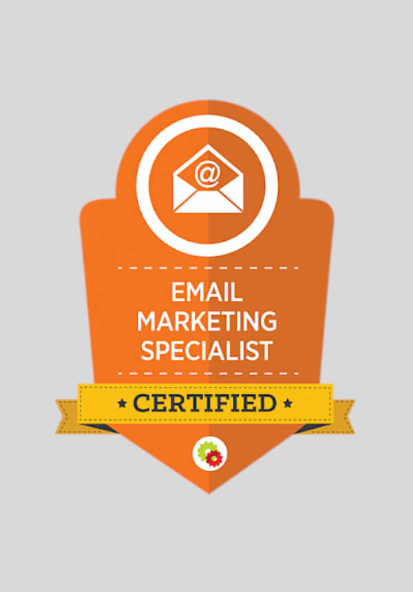 Digital Marketer Certified Professional - E-mail Marketing Mastery