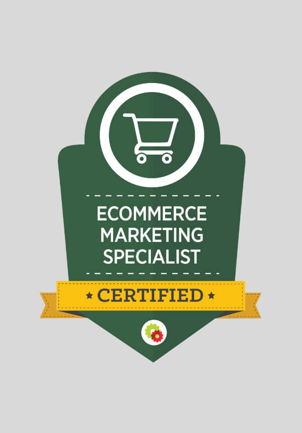 Digital Marketer Certified Professional - E-commerce Mastery
