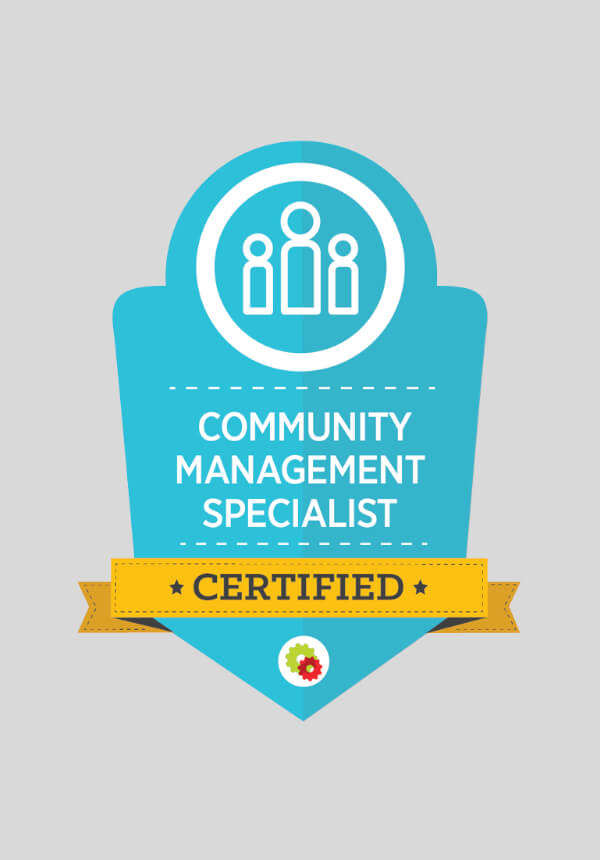 Digital Marketer Certified Professional - Community Manager Mastery
