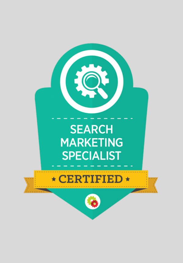 Digital Marketer Certified Professional - Search Marketing Mastery