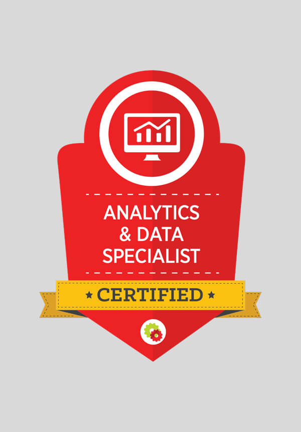 Digital Marketer Certified Professional - Analytics and Data Mastery