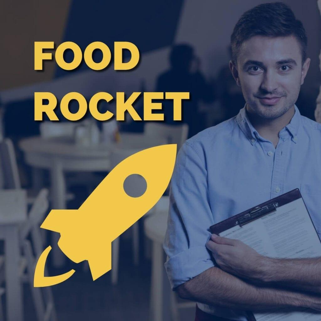 Remarketing Food - Programa de aceleracao para Restaurantes Food Rocket