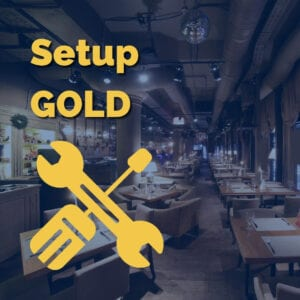 Remarketing Food - Setup Gold
