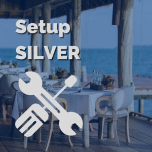 Remarketing Food - Setup Silver