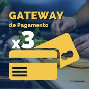Remarketing Food - Triple Gateway de Pagamento