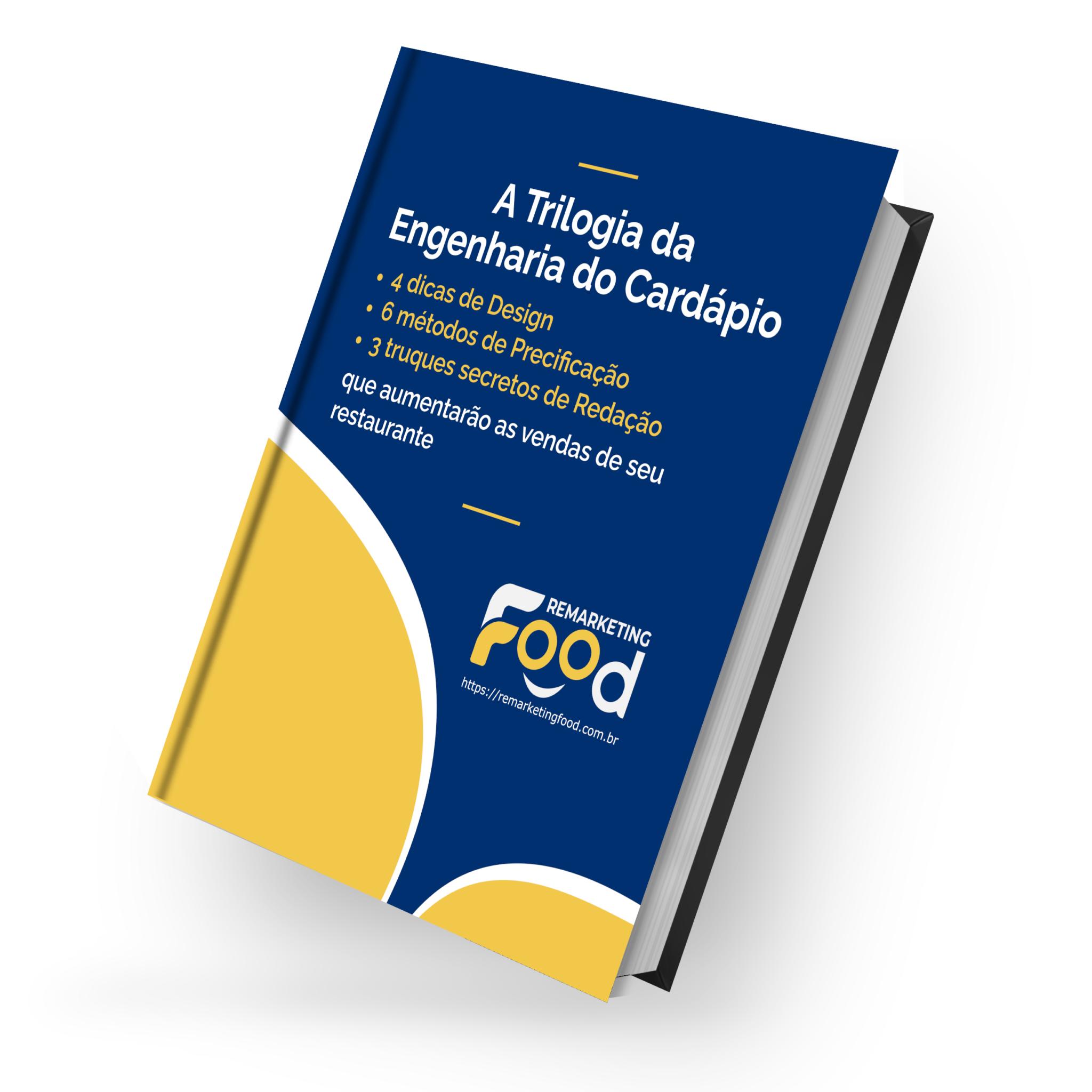Remarketing Food - Ebook-Trilogia - (download)
